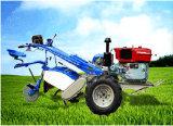 Tracteur de marche du moteur avec le Rotary Hoe profond labourage Fonction