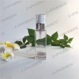 Bouteille cosmétique en verre claire de lotion de qualité pour l'empaquetage de Skincare (PPC-GB-011)