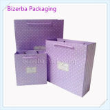 Kundenspezifischer fördernder gedruckter Papiergeschenk-Beutel für Verpackung