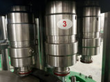 Máquina de rellenar automática profesional del zumo de fruta de la fábrica del Ce