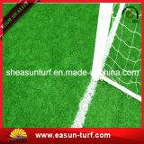非Infillingのフットボールの人工的な草のカーペット
