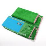 Genähtes Rand-Ausgangsreinigung Microfiber Tuch-Two-Tone Tuch verdicken (für Küche- oder Autoreinigung)