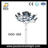 Hohes Mast-Beleuchtung-Pole-Flut-Licht mit Aufzug-System