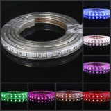 Colore della striscia dei 5050 LED che cambia barra chiara per la decorazione di natale
