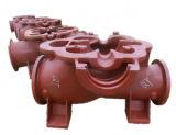 Tipos Ots doble aspiración axial de Split caja de voluta Hydro-carbono bomba centrífuga