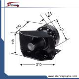 Предупреждающий диктор усилителя сирены (YS200A)