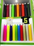 Het Wasbare Flexibele en Kleurrijke Flex Vinyl van uitstekende kwaliteit van Cuttable Pu