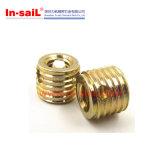 L3080 RoHSの黄銅M10X18mmのセルフ・タッピング糸は製造業者を挿入する