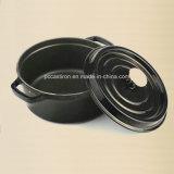Dia 28cm Staubのエナメルの鋳鉄のカセロールの鍋のダッチオーブン7.2L