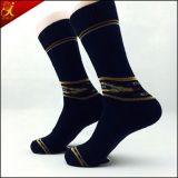 Mann-Geschäfts-Socke für den täglichen Abnützung Heiß-Verkauf