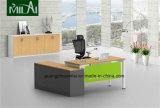 Director contemporáneo Office Table del encargado con el vector lateral