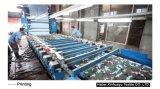 Telas que embolsan impresas fuente de la fabricación de China para los pantalones y las guarniciones