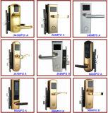 電子RFのカードのホテルの機密保護のドアロック