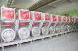 Tolva del polvo de la máquina que introduce alimentador automático que transporta la tolva