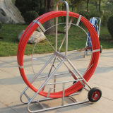 Conducto de vaivén Roces de la fibra de vidrio/conducto Rodder de la fibra de vidrio