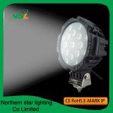 Accesorios autos de trabajo 51W 17PCS * viga de las luces del LED de la inundación del punto de 3W Epistar