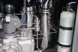 Wasser geschmierter elektrischer ölfreier Drehschrauben-Luftverdichter hergestellt in China