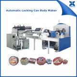 Máquina automática da emenda do fechamento da lata de estanho do biscoito de chá