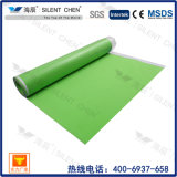 3mm grüne EVA Schaumgummi-Unterlage für den Laminat-Fußboden