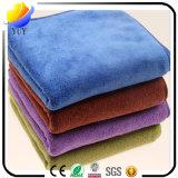 綿によってカスタマイズされるパターン暖かく、柔らかい表面タオルの浴室タオル