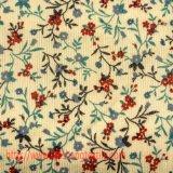 Tecido em algodão Tingido Tela Jacquard Tingida Tecido impresso para Mulher Vestido Casaco Vestuário Vestuário infantil.
