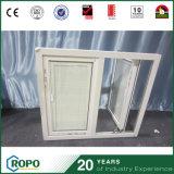 Marco doble resistente a los choques Windows del PVC