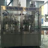 Máquina de embotellado automática del agua chispeante 5000bph/del agua de soda