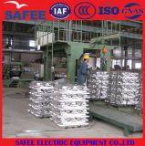 Китай 2017, высокая очищенность 99.7% 99.99% слитка алюминия - слиток Китая алюминиевый, Ingo