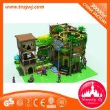 Kasteel Playgrpund van de Apparatuur van de Gymnastiek van het Speelgoed van het Pretpark het Binnen voor Verkoop