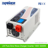 저주파 순수한 사인 파동 변환장치 태양 에너지 변환장치 2000W 12V 24V