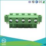 Ce van de Schroef UL van PCB van de Schakelaars van de Kabel van de Draad van de adapter Ma2.5/Hf7.62