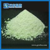 Poudre cristalline de vert de fluorure de praséodyme