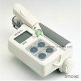 Medidor de clorofila para conteúdo de clorofila Spad 502