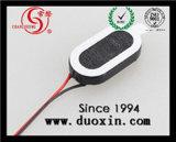 mini altavoz micro de 18mm*13m m con el alambre para la pista Bluetooth Dxp1813n-B