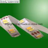 120LEDs/M 6000k는 백색 Samsung 5630 두 배 줄 LED 빛 지구를 냉각한다