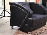 Sofá moderno da reunião do sofá da HOME do sofá do aço inoxidável para o escritório
