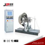 Máquina de equilíbrio dinâmica para a roda de moedura, o rolo, a bomba e o eixo de manivela