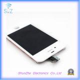 iPhone 4S 4G LCD 디스플레이 회의를 위한 셀룰라 전화 I4 S 접촉 스크린 LCD