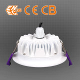 13W 3inch dimagriscono la prova LED messo IP65 Downlight dell'acqua