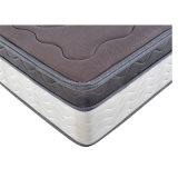 Balanceo de calidad superior encima del colchón de la espuma de los muelles en espiral de la base
