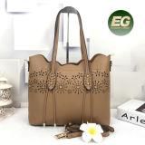 Полость Tote размера повелительниц большая кладет сумку в мешки женщин с длинним плечевым ремнем Sy8486