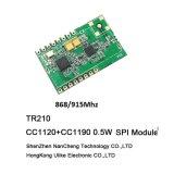 Cc1120 + modulo del modulo rf del ricetrasmettitore di PA 868m/915MHz