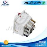 Commutateur chaud 16A 250V de refroidisseur d'inverseur à rappel de nettoyeur