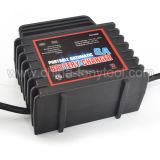 caricabatterie marini di 12V 6A & caricabatterie portatili