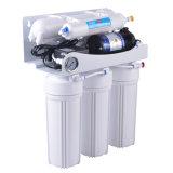 50g autoguident le filtre d'eau d'osmose d'inversion avec la mesure de pression d'huile