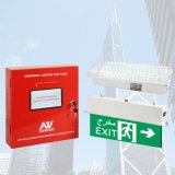 Aw-Cel101 Asenware centralizado monitorando o Luminaire Emergency
