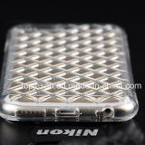 Высокое ясное iPhone 6s аргументы за телефона формы диаманта кривого