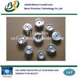 Piezas de aluminio que trabajan a máquina anodizadas de la precisión del CNC