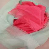Soild der Form-Frauen färbt Schal-Leichtgewichtler-Schal