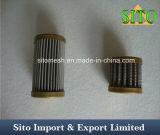 Cilindro/setaccio del filtrante della cartuccia della rete metallica dell'acciaio inossidabile